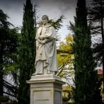 Statua di Antonio Zandonai