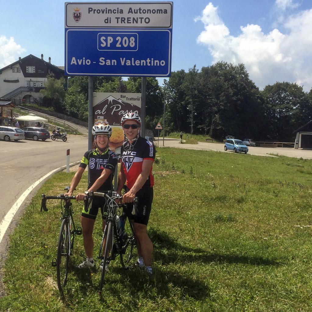 Monte Baldo - San Valentino Pass