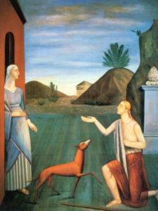 Le figlie di Loth - Carlo Carrà